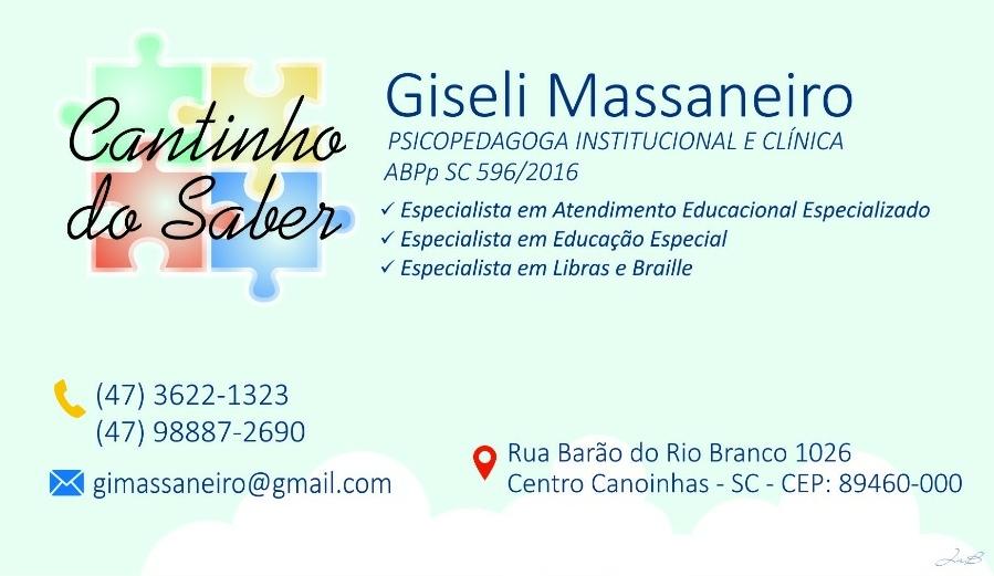 Giseli Massaneiro SC Psiqueaasy