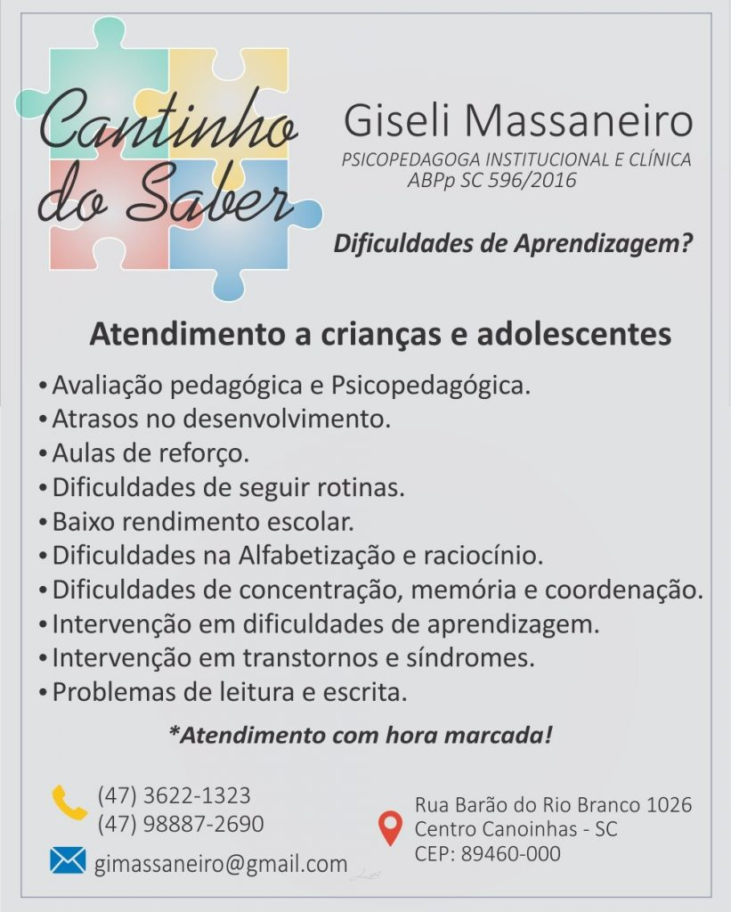 Giseli Massaneiro PsiquEasy