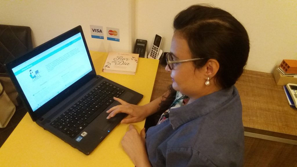 Rita Rocha Cliente PsiquEasy BA