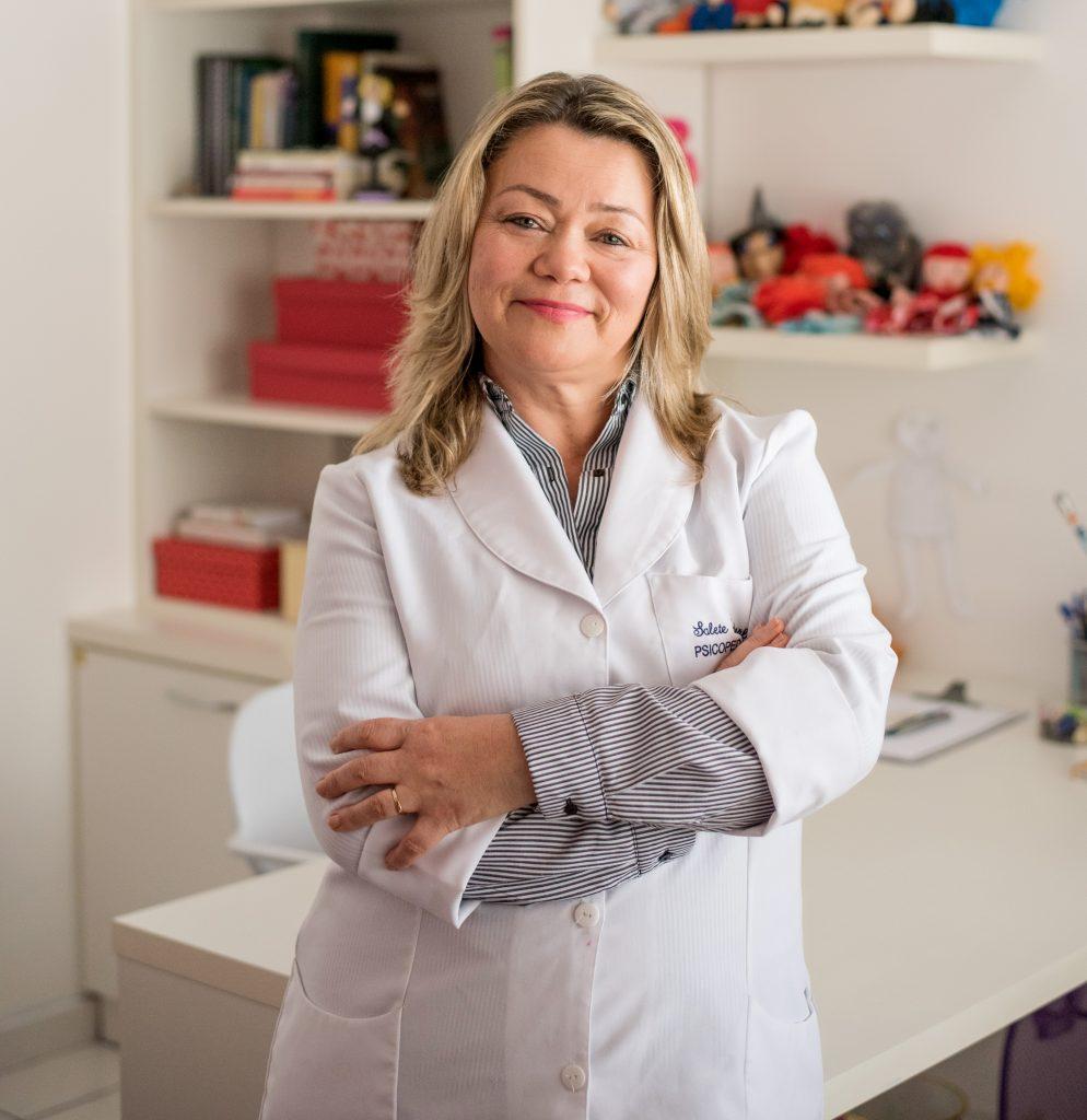 psicopedagoga Salete Anderle em Caxias do Sul Cliente PsiquEasy