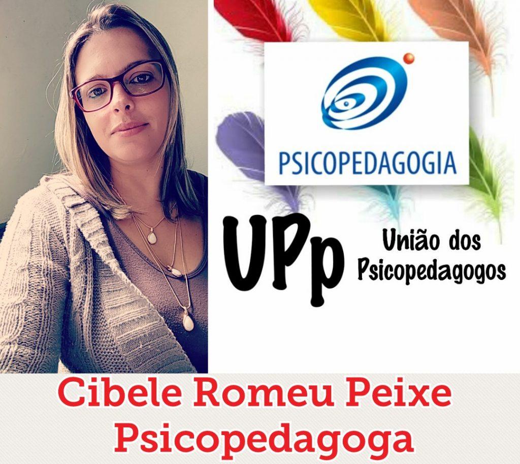 Cibele Romeu psicopedagoga cliente PsiquEasy