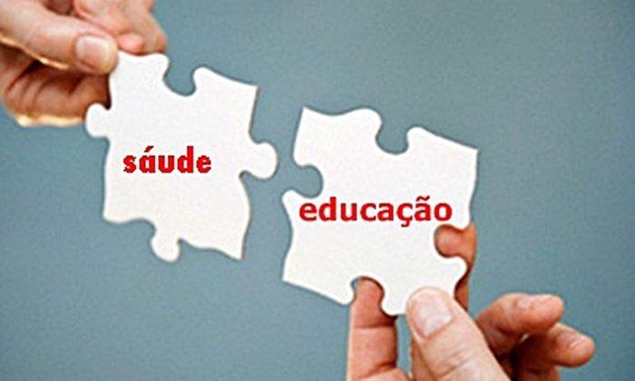 SAUDE E EDUCAÇÃO