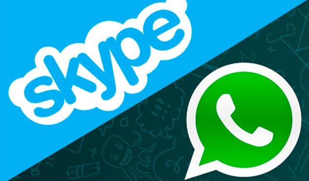 whatsapp-skype