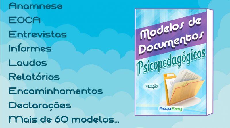 Modelos De Documentos Psicopedagógicos Blog Psiqueasy