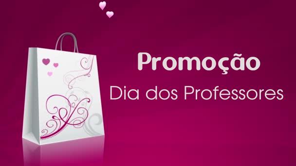 Promoção dia dos Professores
