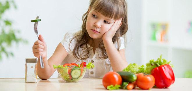 alimentação saudavel criança