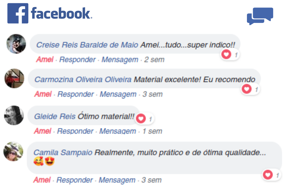 Comentários no facebook Modelos de Documentos Psicopedagógicos