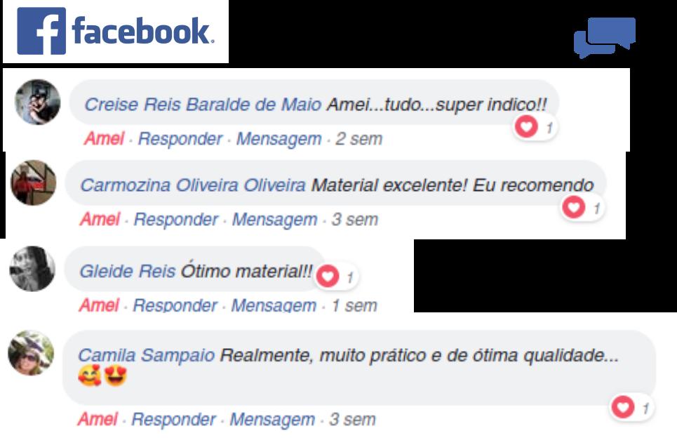 Comentários no facebook Modelos de Documentos para Psicólogos