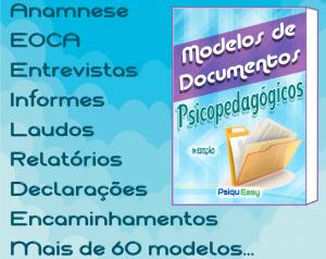 Modelos de Documentos Psicopedagógicos