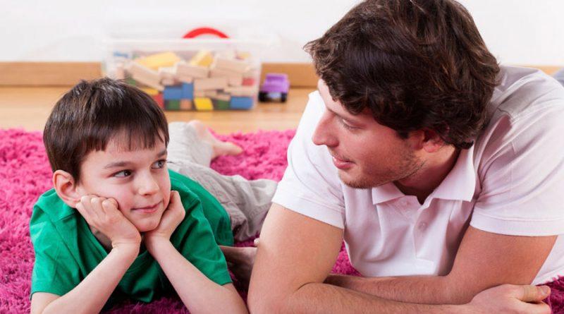 pais filhos e respeito