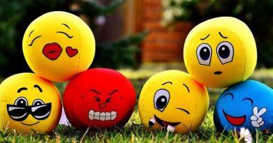 Emoções A