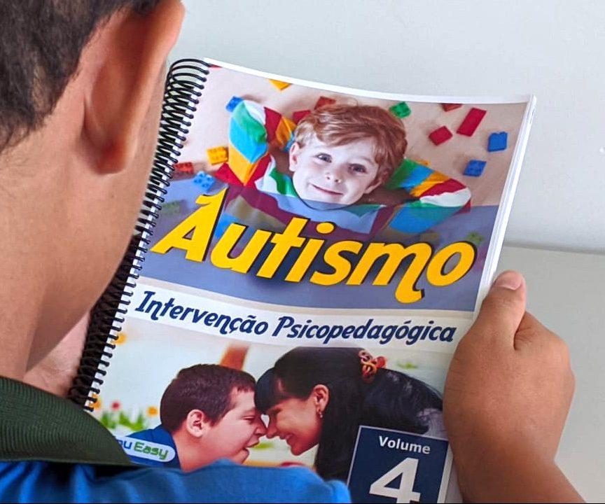 Intervenção Psicopedagógica – Autismo – Vol 04