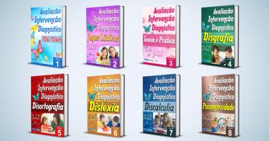 Coleção Completa de Materiais para Dificuldades Específicas de Aprendizagem – DAE
