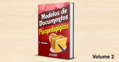 Modelos de Documentos Psicopedagógicos vol.02