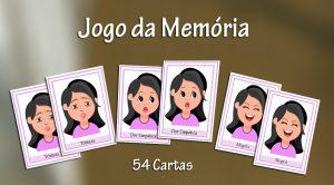 Kit das Emoções_Adolescentes jogo da memoria