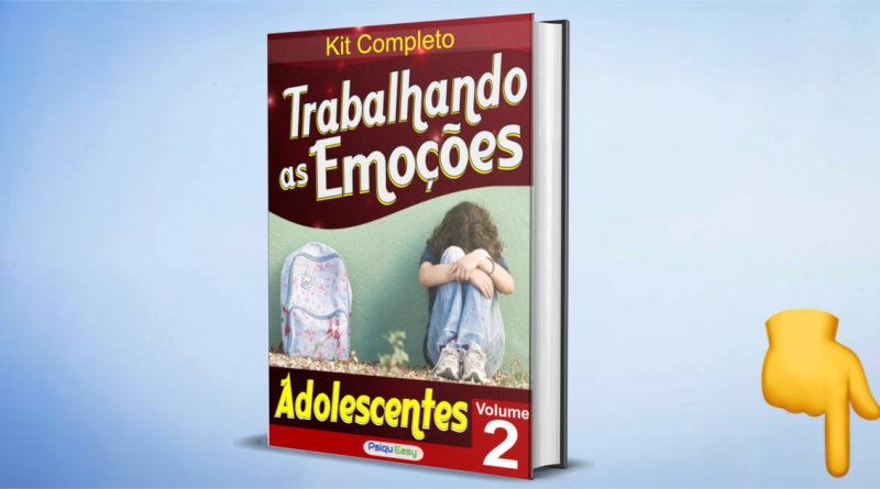 Kit da Emoções Adolescentes