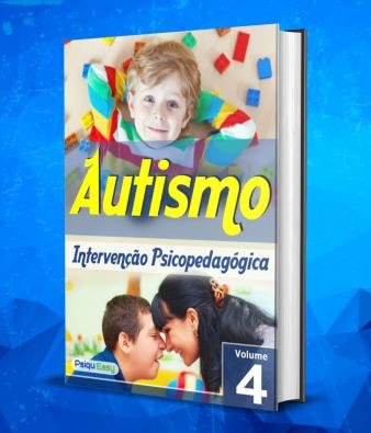 capa Intervenção Psicopedagógica – Autismo – Vol 04