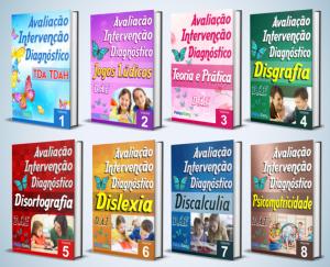 Coleção Completa de Materiais para Dificuldades Específicas de Aprendizagem