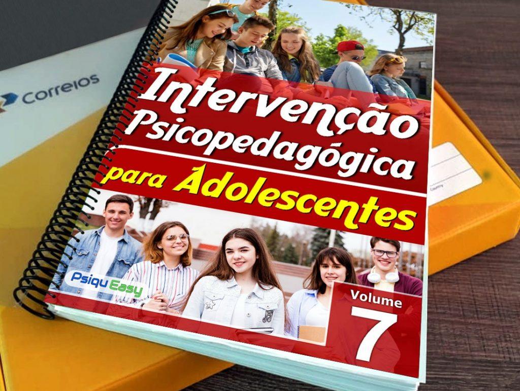 Intervenção Psicopedagógica vol07