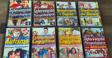 Coleção Intervenção Psicopedagógica