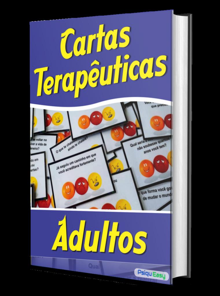 CARTAS TERAPÊUTICAS ADULTOS