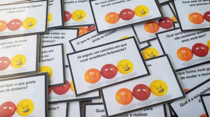 40 Cartas Terapêuticas para utilizar com Adultos
