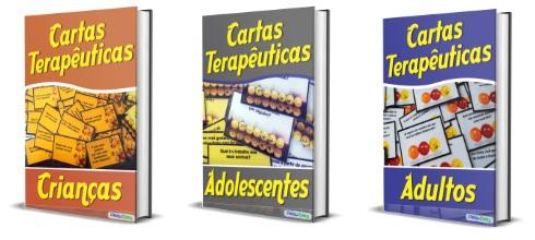 cartas terapêuticas coleção
