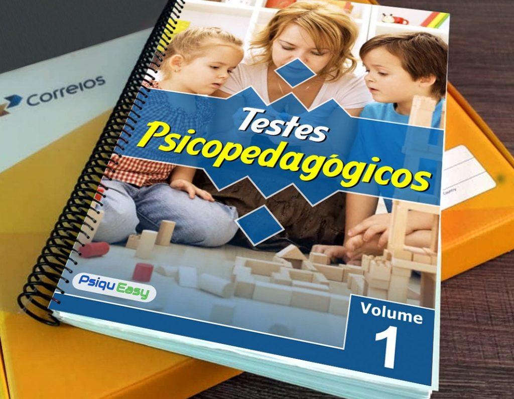 TESTES PSICOPEDAGOGICOS