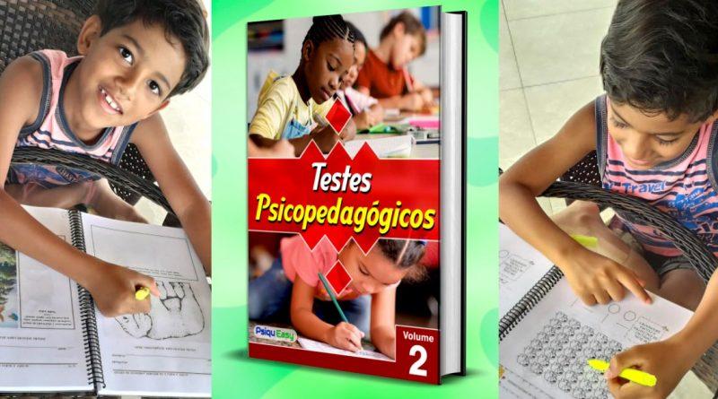 Testes Psicopedagógicos vol02