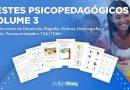 Testes Psicopedagógicos volume 03