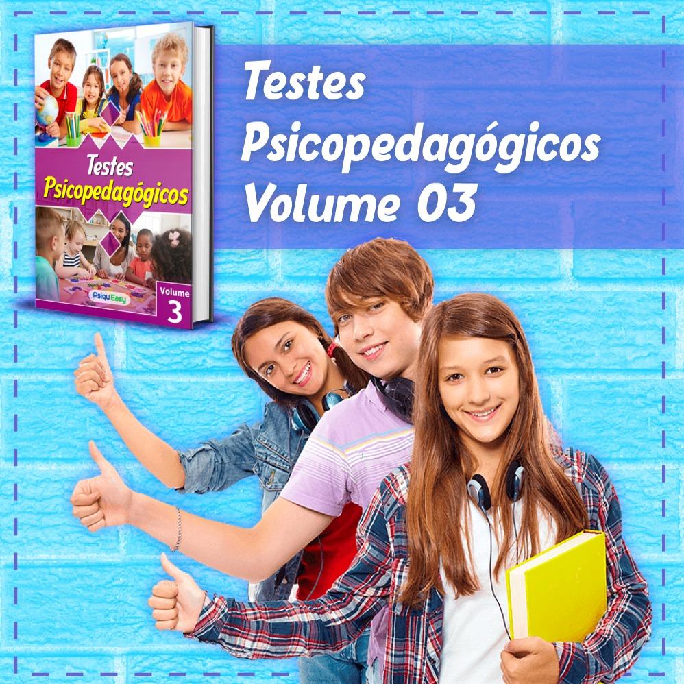 Testes Pp volume 03