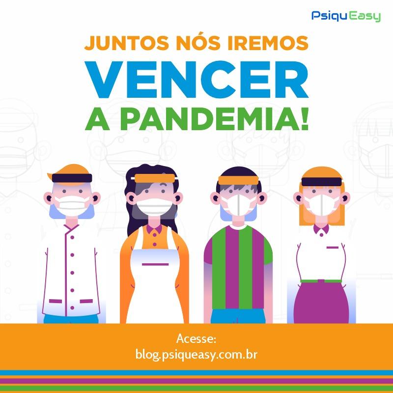 Juntos na pandemia