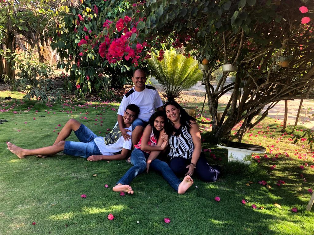 Família de Egis Mrques