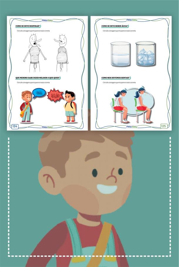 Atividades de Intervenção para Disfonia