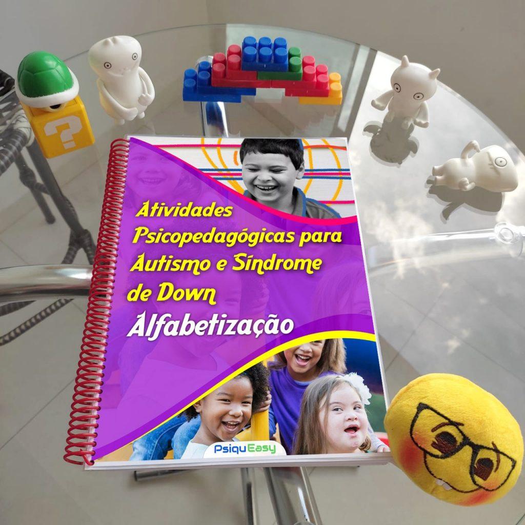 Atividades para autismo e down