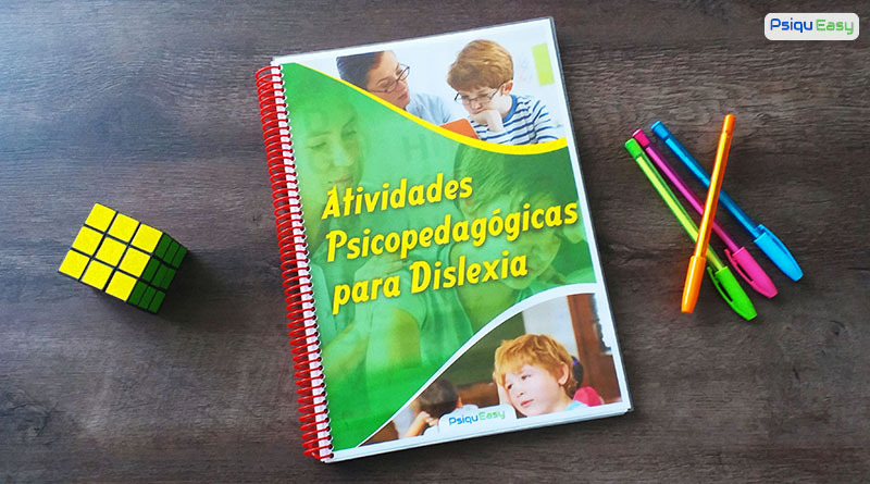 Intervenções para trabalhar Dislexia com Crianças e Adolescentes