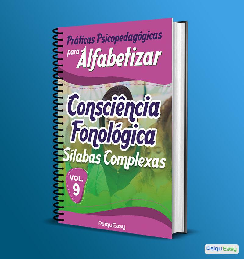 PPpA Consciência Fonológica Sílabas Complexa vol09 Digital