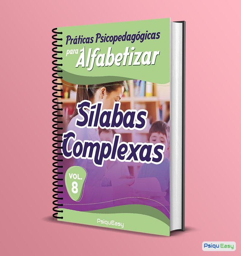 PPpA Sílabas Complexas vol08 Digital