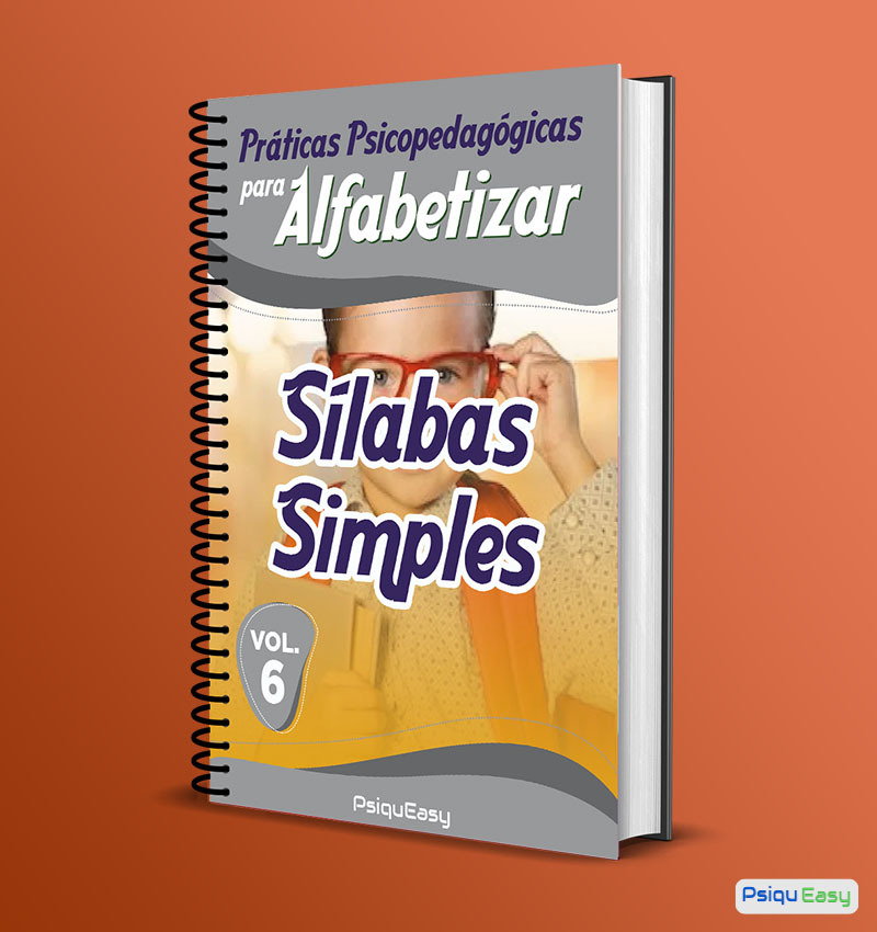 PPpA Sílabas Simples vol06 Digital