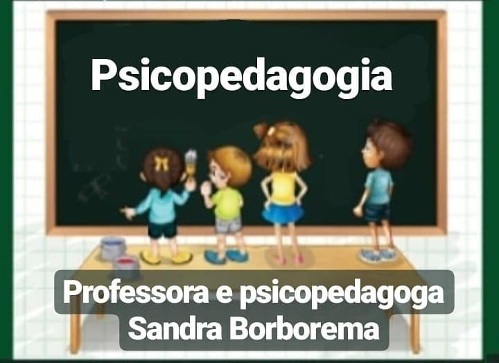 Psicopedagoga Sandra Borborema